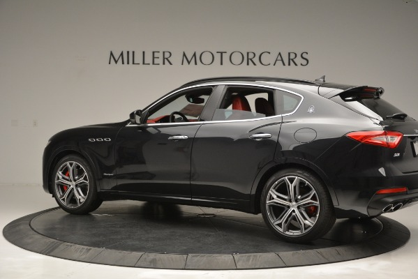 New 2019 Maserati Levante S Q4 GranSport for sale $104,050 at Bentley Greenwich in Greenwich CT 06830 4
