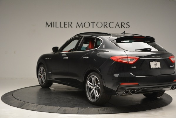New 2019 Maserati Levante S Q4 GranSport for sale $104,050 at Bentley Greenwich in Greenwich CT 06830 5