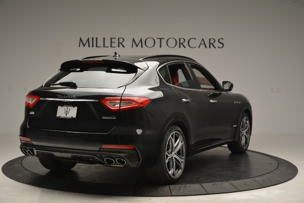New 2019 Maserati Levante S Q4 GranSport for sale $104,050 at Bentley Greenwich in Greenwich CT 06830 7