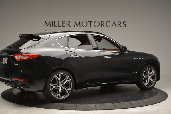 New 2019 Maserati Levante S Q4 GranSport for sale $104,050 at Bentley Greenwich in Greenwich CT 06830 8