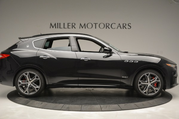 New 2019 Maserati Levante S Q4 GranSport for sale $104,050 at Bentley Greenwich in Greenwich CT 06830 9