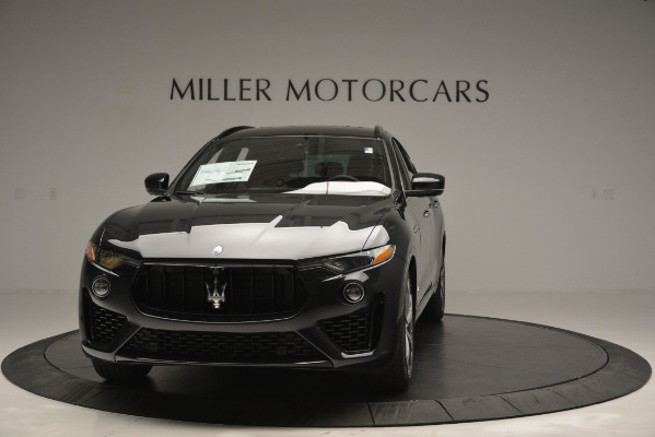 New 2019 Maserati Levante S Q4 GranSport for sale $104,050 at Bentley Greenwich in Greenwich CT 06830 1