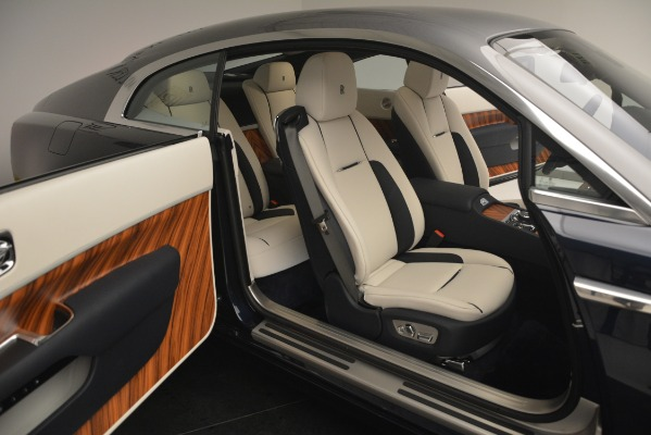 New 2019 Rolls-Royce Wraith for sale Sold at Bentley Greenwich in Greenwich CT 06830 19