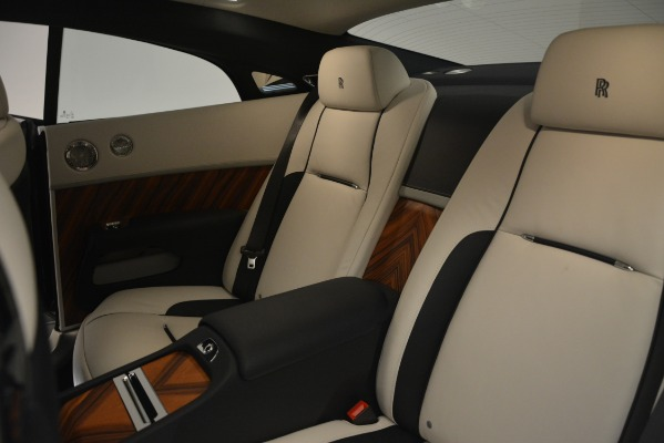 New 2019 Rolls-Royce Wraith for sale Sold at Bentley Greenwich in Greenwich CT 06830 27
