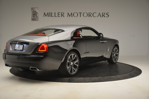 New 2019 Rolls-Royce Wraith for sale Sold at Bentley Greenwich in Greenwich CT 06830 10