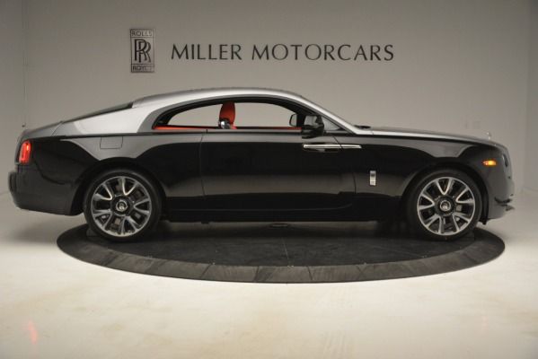 New 2019 Rolls-Royce Wraith for sale Sold at Bentley Greenwich in Greenwich CT 06830 12