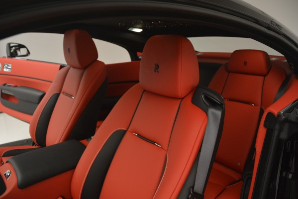 New 2019 Rolls-Royce Wraith for sale Sold at Bentley Greenwich in Greenwich CT 06830 22