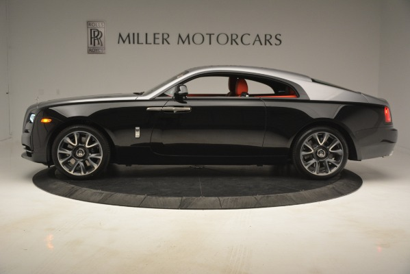 New 2019 Rolls-Royce Wraith for sale Sold at Bentley Greenwich in Greenwich CT 06830 4