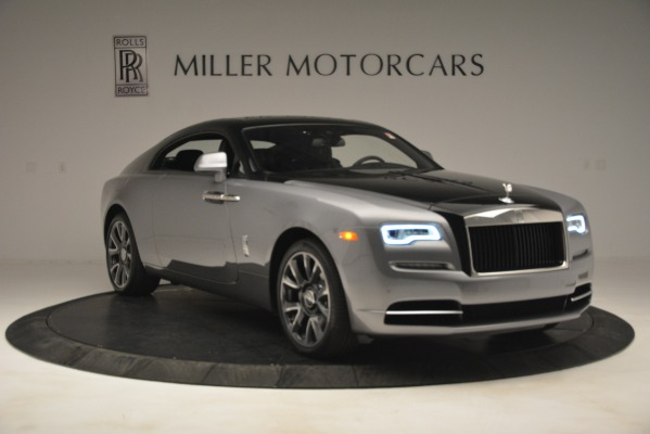 New 2019 Rolls-Royce Wraith for sale Sold at Bentley Greenwich in Greenwich CT 06830 13