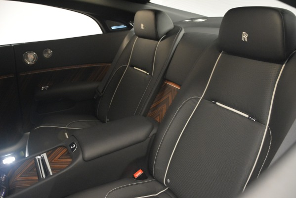 New 2019 Rolls-Royce Wraith for sale Sold at Bentley Greenwich in Greenwich CT 06830 17