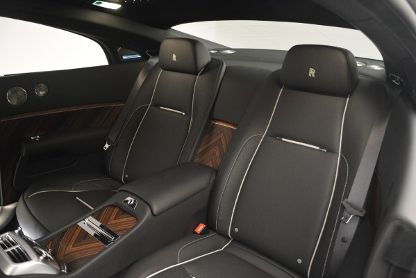 New 2019 Rolls-Royce Wraith for sale Sold at Bentley Greenwich in Greenwich CT 06830 18