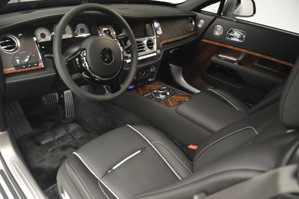 New 2019 Rolls-Royce Wraith for sale Sold at Bentley Greenwich in Greenwich CT 06830 20