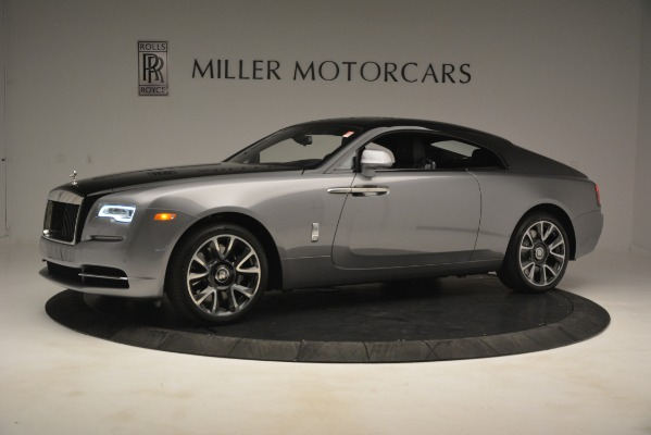 New 2019 Rolls-Royce Wraith for sale Sold at Bentley Greenwich in Greenwich CT 06830 3