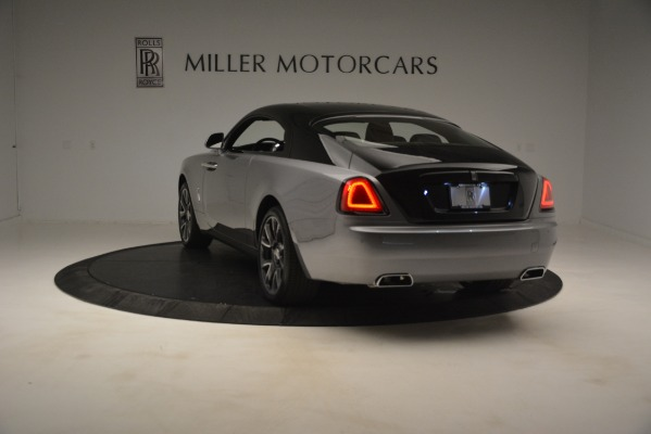 New 2019 Rolls-Royce Wraith for sale Sold at Bentley Greenwich in Greenwich CT 06830 6