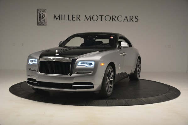 New 2019 Rolls-Royce Wraith for sale Sold at Bentley Greenwich in Greenwich CT 06830 1