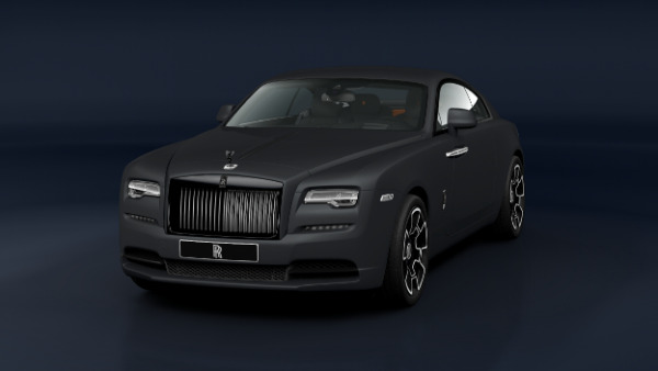 New 2019 Rolls-Royce Wraith Black Badge for sale Sold at Bentley Greenwich in Greenwich CT 06830 2