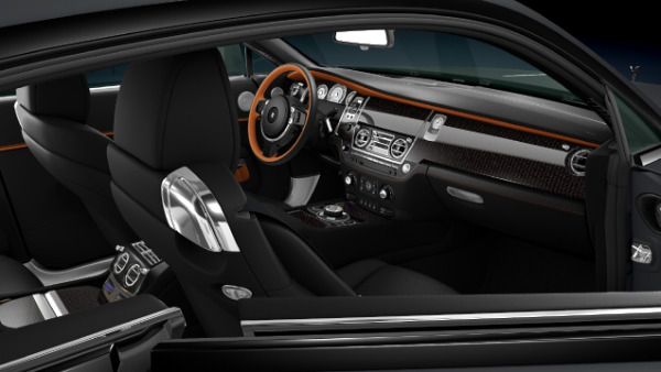 New 2019 Rolls-Royce Wraith Black Badge for sale Sold at Bentley Greenwich in Greenwich CT 06830 4