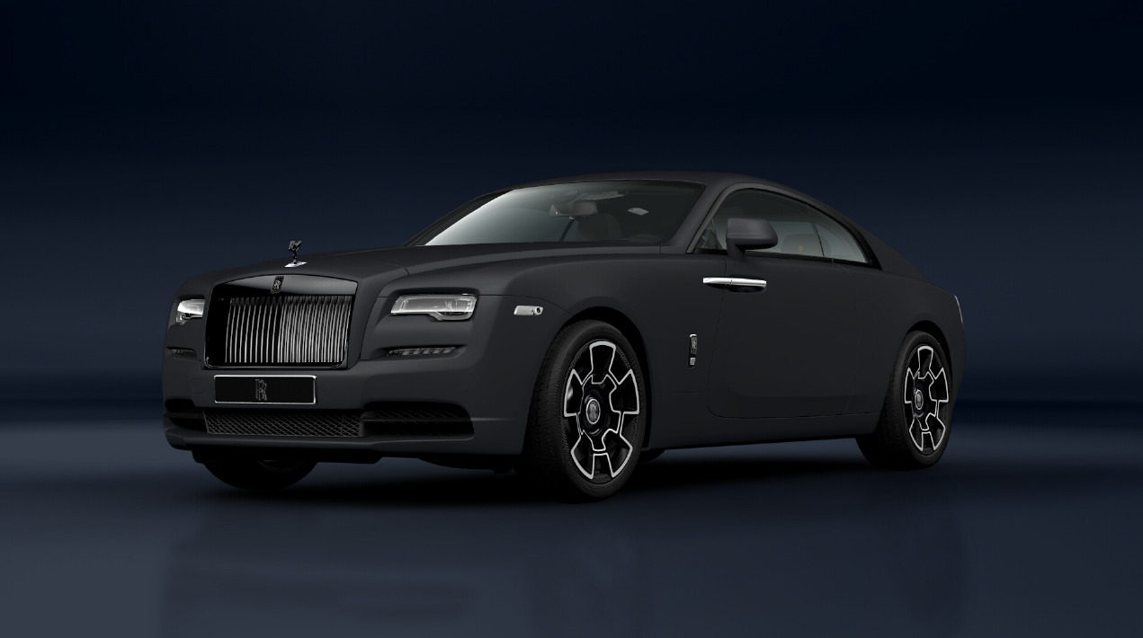 New 2019 Rolls-Royce Wraith Black Badge for sale Sold at Bentley Greenwich in Greenwich CT 06830 1