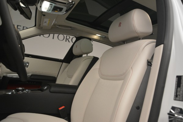 Used 2019 Rolls-Royce Ghost for sale $298,900 at Bentley Greenwich in Greenwich CT 06830 14