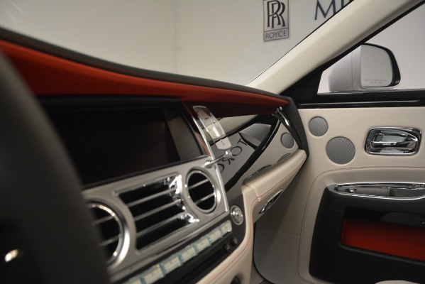 New 2019 Rolls-Royce Ghost for sale Sold at Bentley Greenwich in Greenwich CT 06830 17