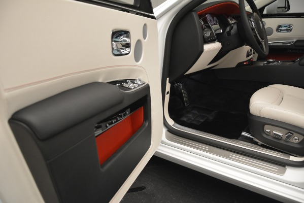 Used 2019 Rolls-Royce Ghost for sale $298,900 at Bentley Greenwich in Greenwich CT 06830 18