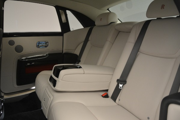 Used 2019 Rolls-Royce Ghost for sale $298,900 at Bentley Greenwich in Greenwich CT 06830 26