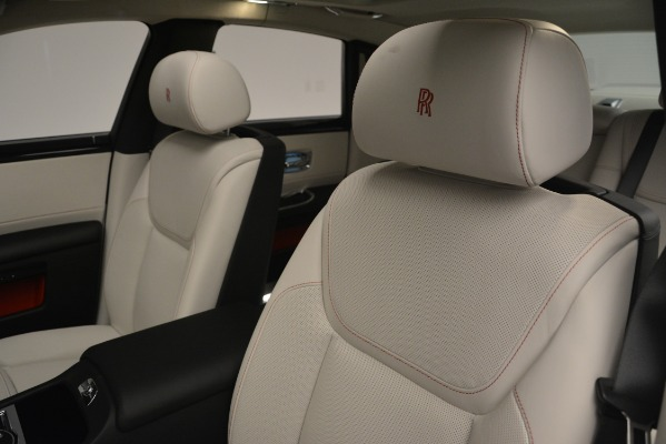 Used 2019 Rolls-Royce Ghost for sale $298,900 at Bentley Greenwich in Greenwich CT 06830 27