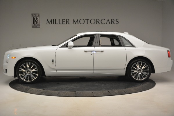New 2019 Rolls-Royce Ghost for sale Sold at Bentley Greenwich in Greenwich CT 06830 3