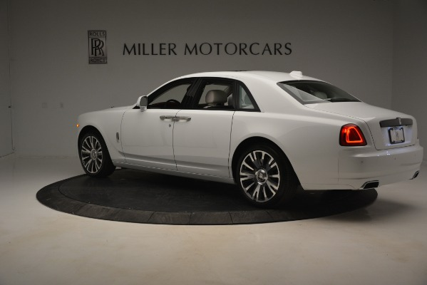 New 2019 Rolls-Royce Ghost for sale Sold at Bentley Greenwich in Greenwich CT 06830 4