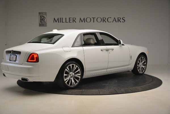 New 2019 Rolls-Royce Ghost for sale Sold at Bentley Greenwich in Greenwich CT 06830 7