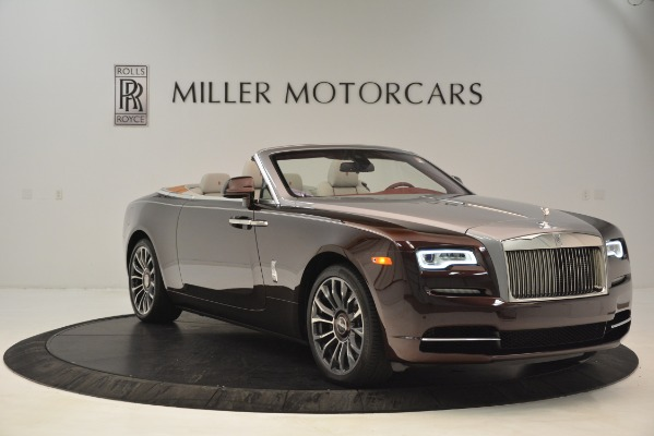 New 2019 Rolls-Royce Dawn for sale $422,325 at Bentley Greenwich in Greenwich CT 06830 12
