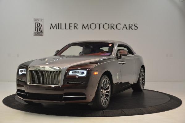 New 2019 Rolls-Royce Dawn for sale $422,325 at Bentley Greenwich in Greenwich CT 06830 14