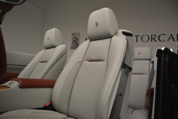 New 2019 Rolls-Royce Dawn for sale $422,325 at Bentley Greenwich in Greenwich CT 06830 25