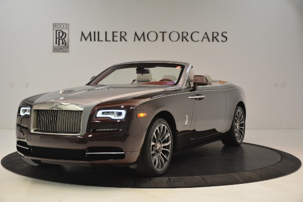 New 2019 Rolls-Royce Dawn for sale $422,325 at Bentley Greenwich in Greenwich CT 06830 3