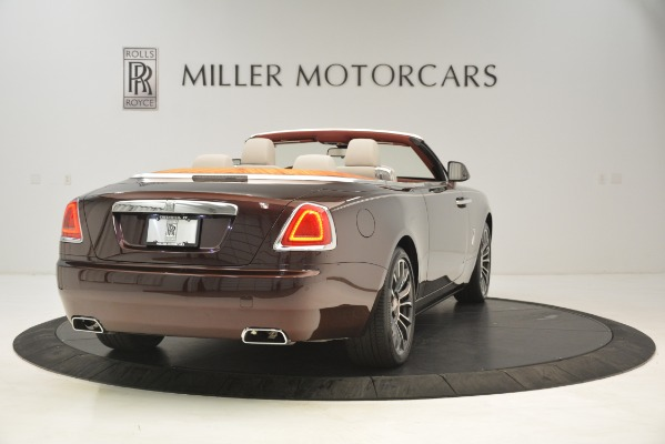 New 2019 Rolls-Royce Dawn for sale Sold at Bentley Greenwich in Greenwich CT 06830 8