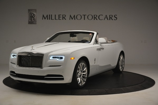 New 2019 Rolls-Royce Dawn for sale Sold at Bentley Greenwich in Greenwich CT 06830 3