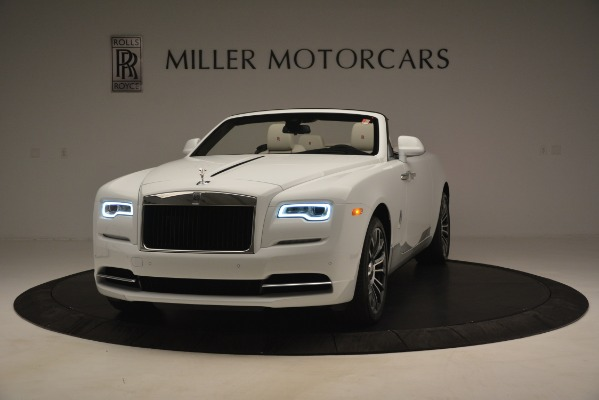 Used 2019 Rolls-Royce Dawn for sale $359,900 at Bentley Greenwich in Greenwich CT 06830 2