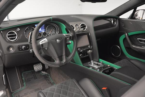 Used 2015 Bentley Continental GT GT3-R for sale Sold at Bentley Greenwich in Greenwich CT 06830 18