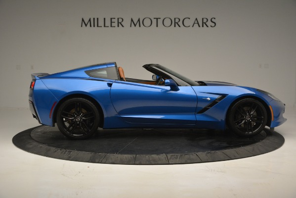 Used 2014 Chevrolet Corvette Stingray Z51 for sale Sold at Bentley Greenwich in Greenwich CT 06830 14