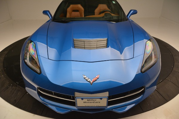 Used 2014 Chevrolet Corvette Stingray Z51 for sale Sold at Bentley Greenwich in Greenwich CT 06830 15