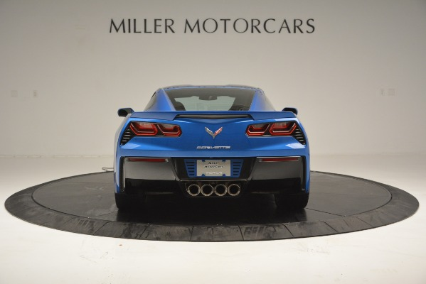 Used 2014 Chevrolet Corvette Stingray Z51 for sale Sold at Bentley Greenwich in Greenwich CT 06830 6