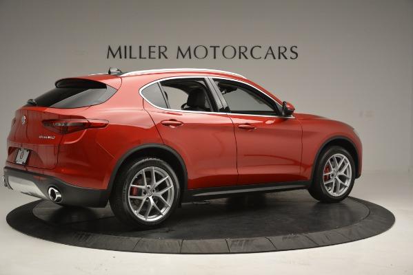 New 2018 Alfa Romeo Stelvio Ti Lusso Q4 for sale Sold at Bentley Greenwich in Greenwich CT 06830 8