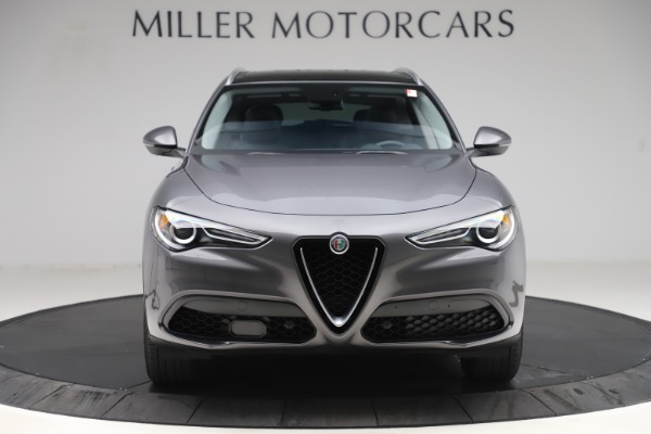 Used 2019 Alfa Romeo Stelvio Q4 for sale Sold at Bentley Greenwich in Greenwich CT 06830 12