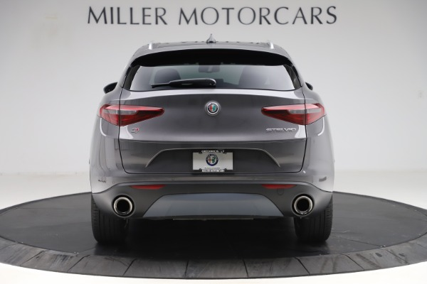 Used 2019 Alfa Romeo Stelvio Q4 for sale Sold at Bentley Greenwich in Greenwich CT 06830 6