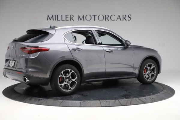 Used 2019 Alfa Romeo Stelvio Q4 for sale Sold at Bentley Greenwich in Greenwich CT 06830 8