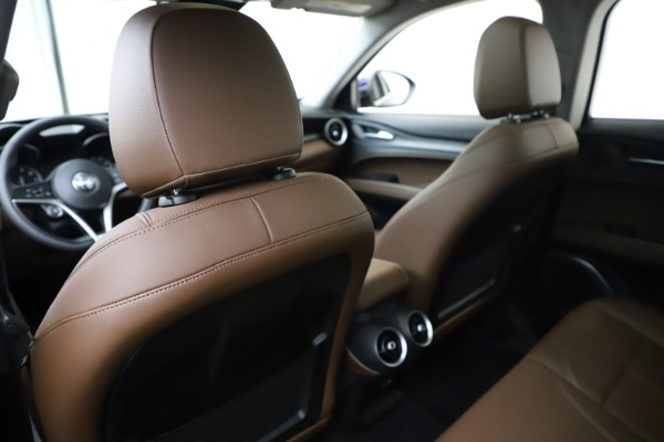 Used 2019 Alfa Romeo Stelvio Q4 for sale Sold at Bentley Greenwich in Greenwich CT 06830 20