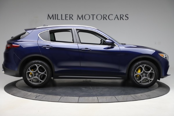Used 2019 Alfa Romeo Stelvio Q4 for sale Sold at Bentley Greenwich in Greenwich CT 06830 9