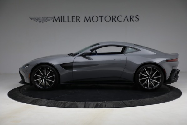 New 2019 Aston Martin Vantage for sale Sold at Bentley Greenwich in Greenwich CT 06830 2