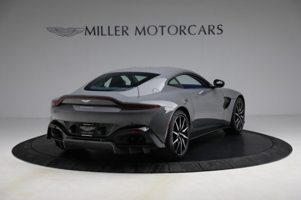 New 2019 Aston Martin Vantage for sale Sold at Bentley Greenwich in Greenwich CT 06830 6