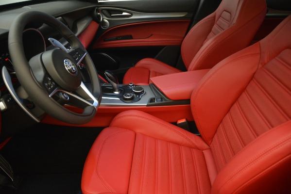 New 2019 Alfa Romeo Stelvio Ti Sport Q4 for sale Sold at Bentley Greenwich in Greenwich CT 06830 14